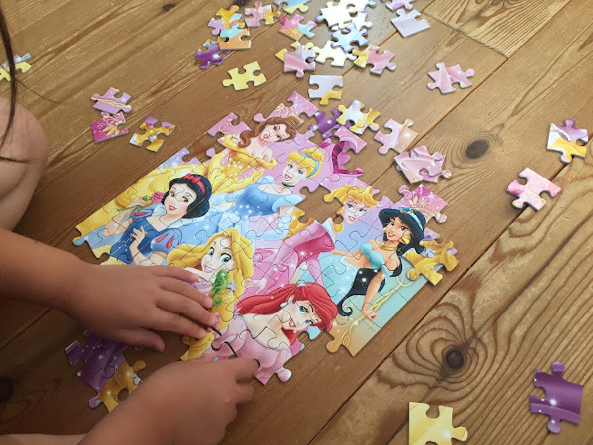 知育玩具幼児パズル