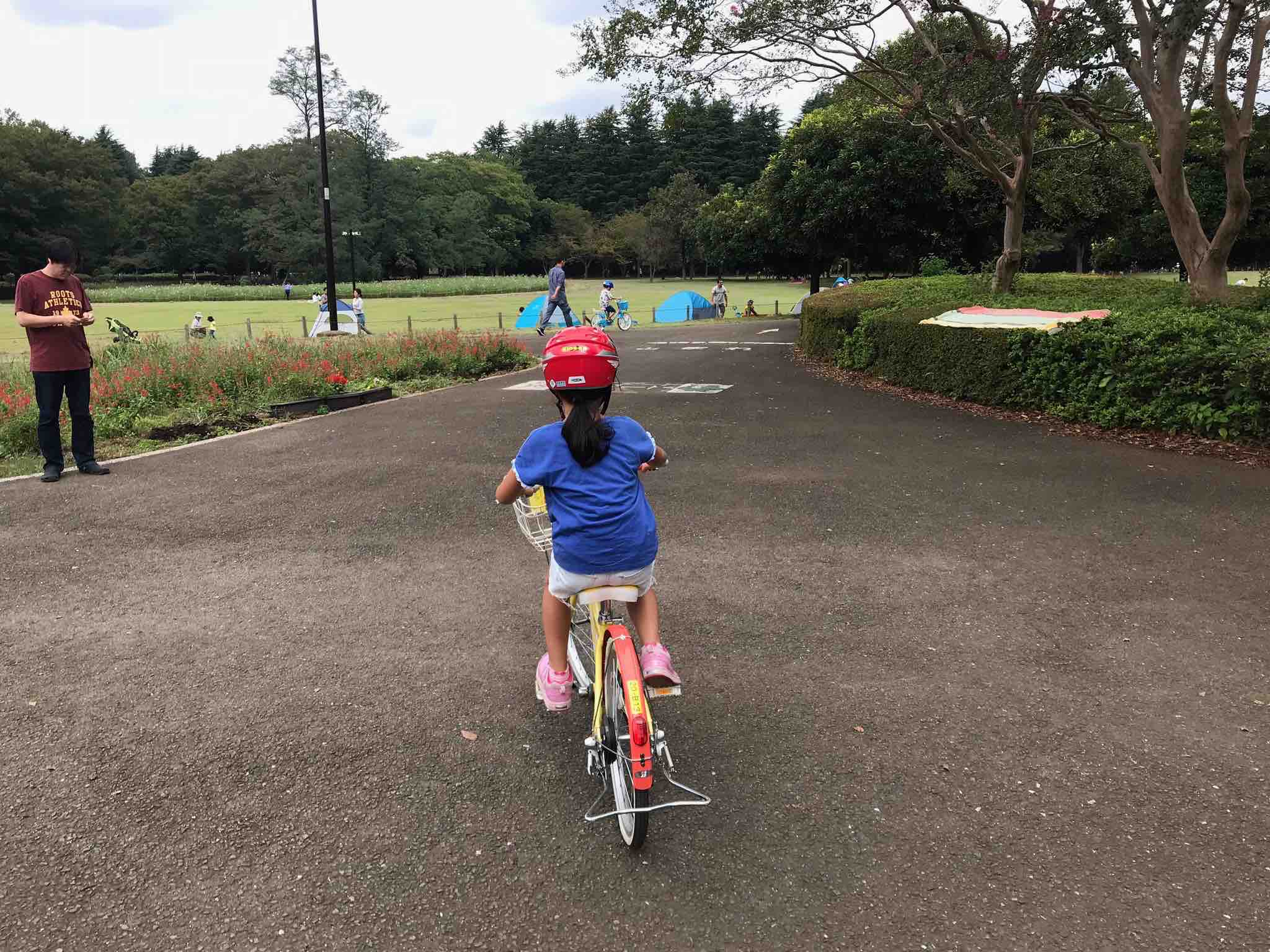小金井公園 自転車コース
