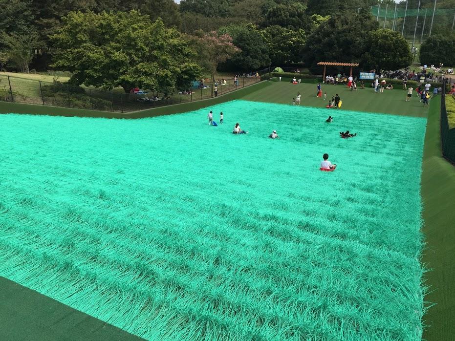 小金井公園ソリゲレンデ